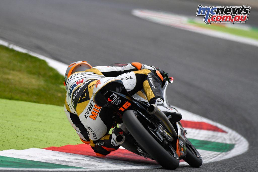 Andrea Migno - Mugello 2018 Moto2 & Moto3 Test