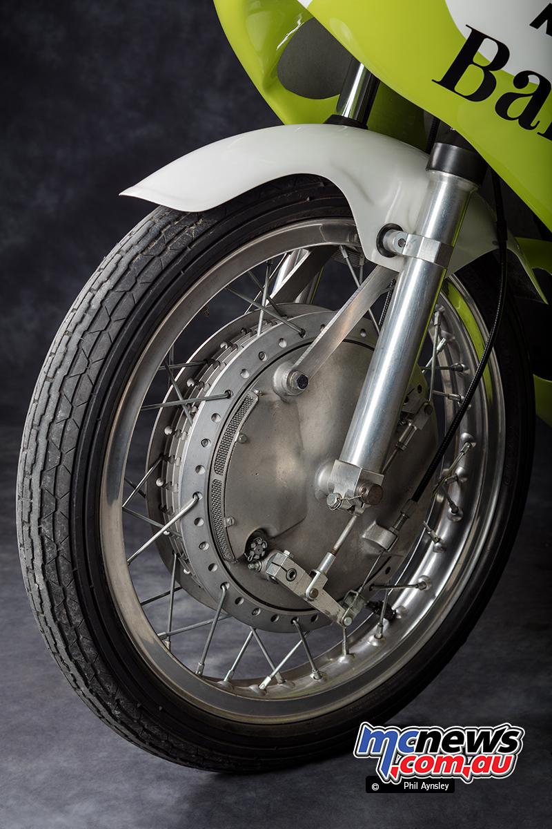 1970 Kawasaki H1R 500 Triple | MCNews com au