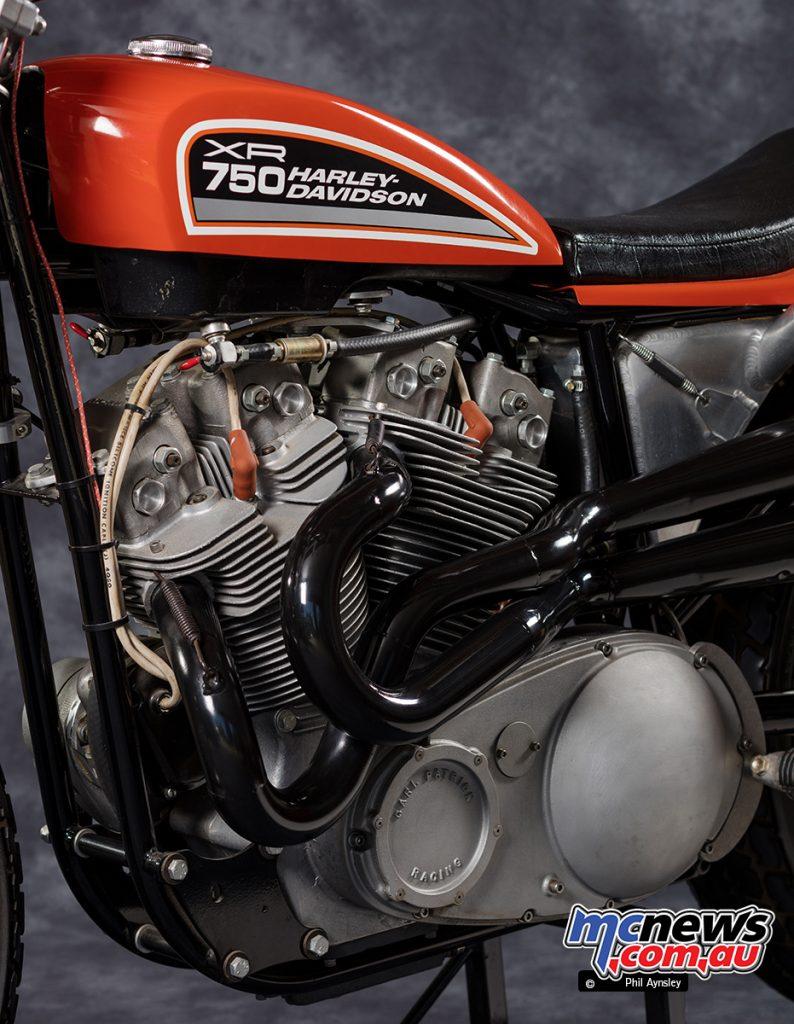 PA Harley Davidson XR