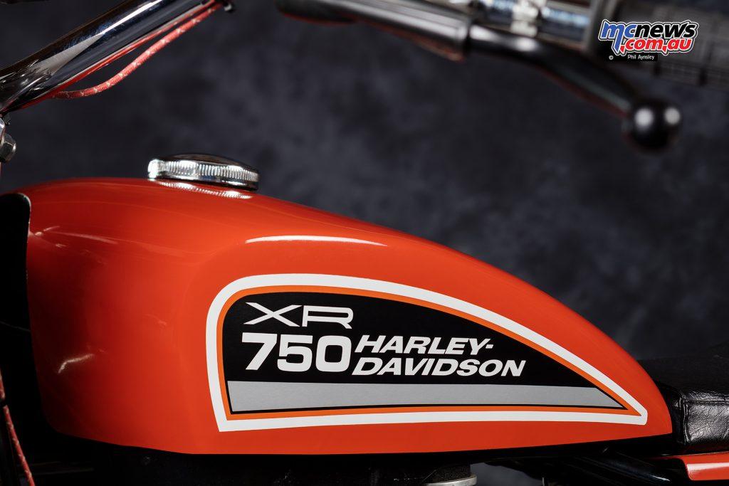 PA Harley Davidson XR big