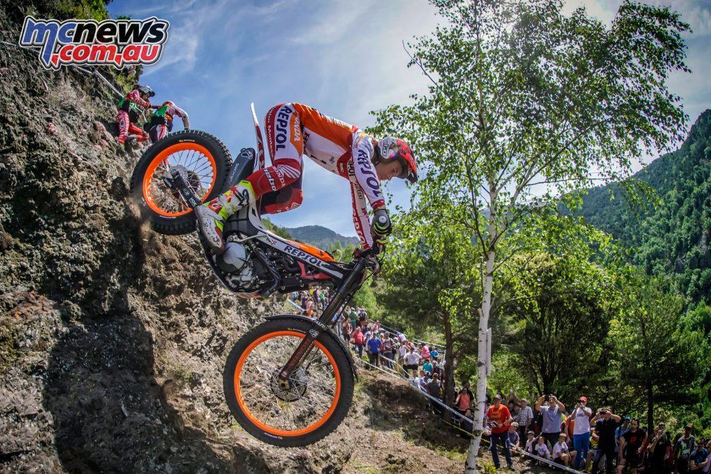 TrialGP of Andorra 2018 - Toni Bou