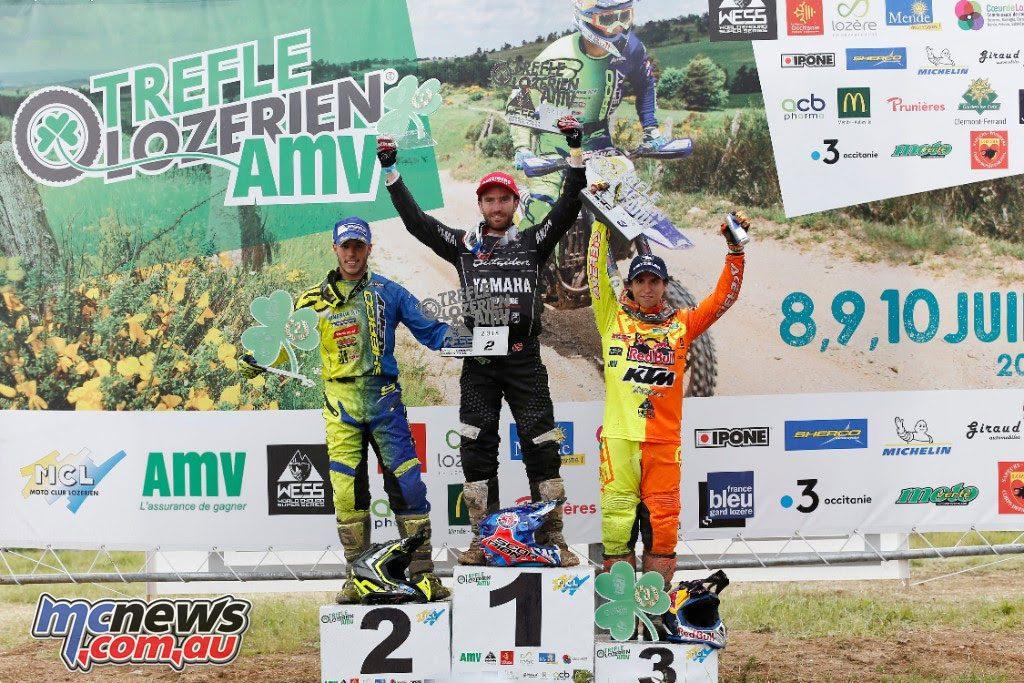 Results: WESS Round 3 - Trèfle Lozérien AMV
