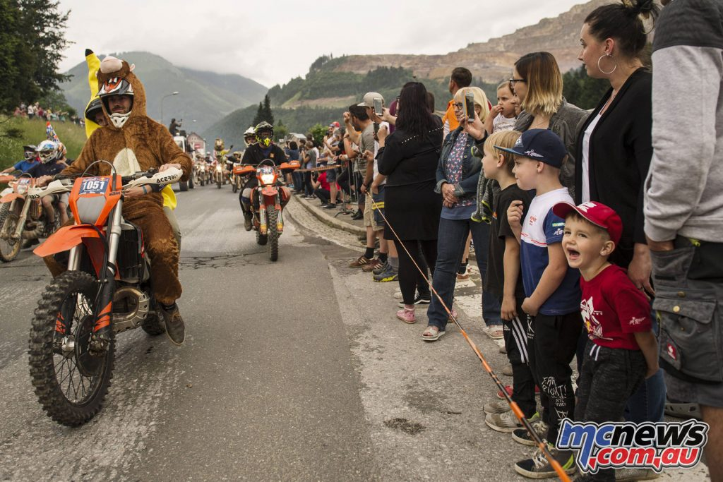 There was plenty of excitement for the event with big crowds - Image by Markus Berger / Red Bull Content Pool
