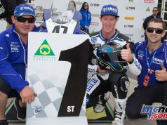 Wayne Maxwell has claimed one of the three Superbike Pole positions so far this year