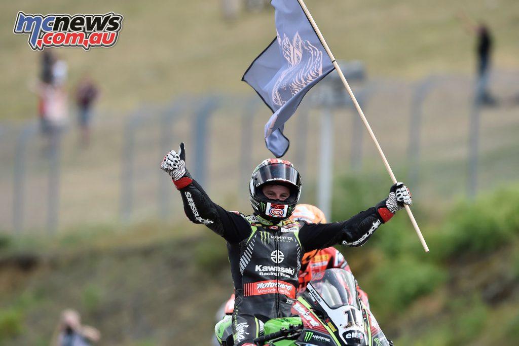 Jonathan Rea just took his 60th WorldSBK win at Brno