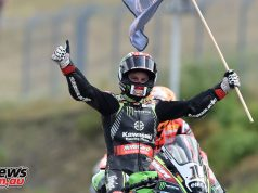 Jonathan Rea takes record breaking 60th win at Brno WorldSBK