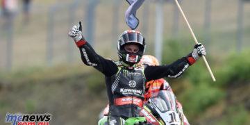Jonathan Rea takes record breaking 60th win at Brno WorldSBK