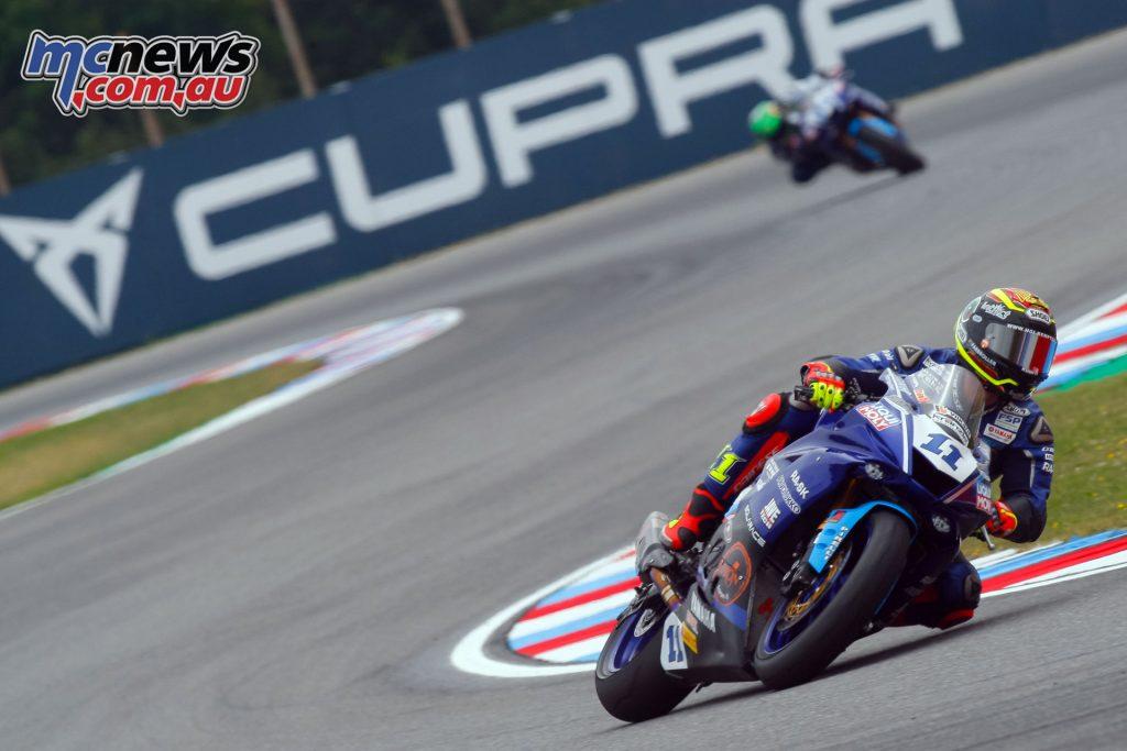 WorldSBK 2018 - Round 7 Brno - SSP - Sandro Cortese