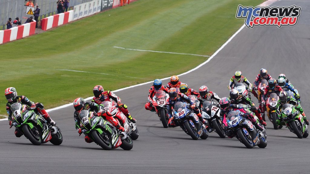 WorldSBK on track at Brno back in 2012