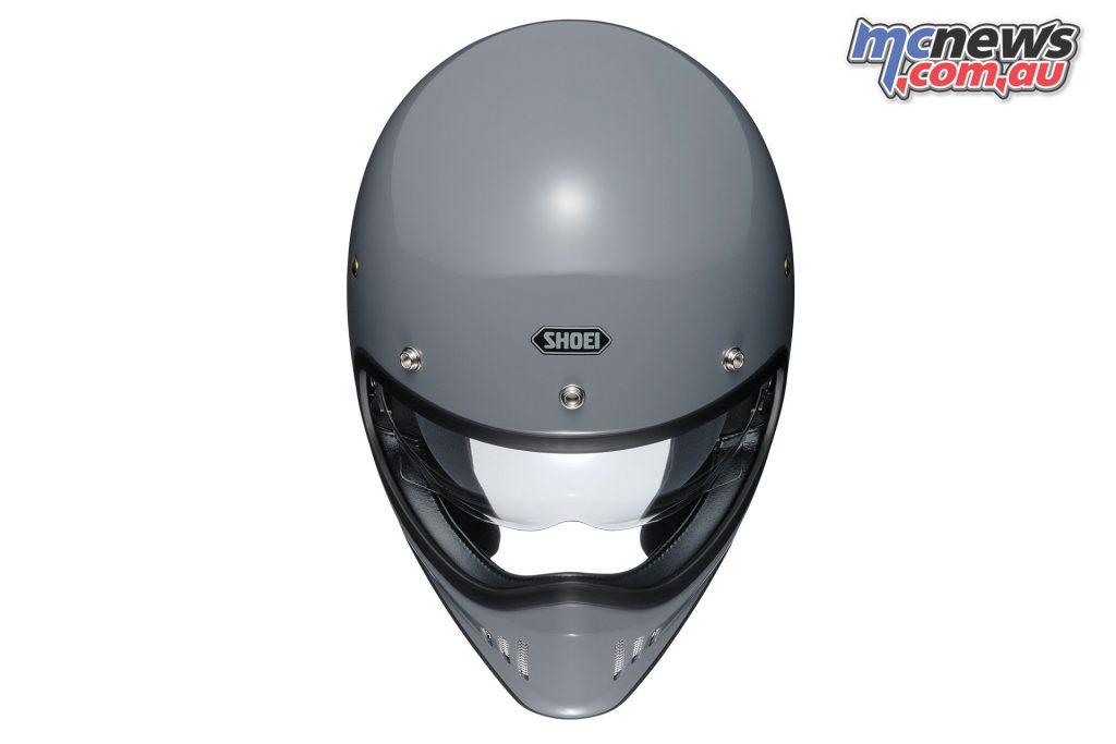 Shoei Ex-Zero Helmet - Basalt Grey