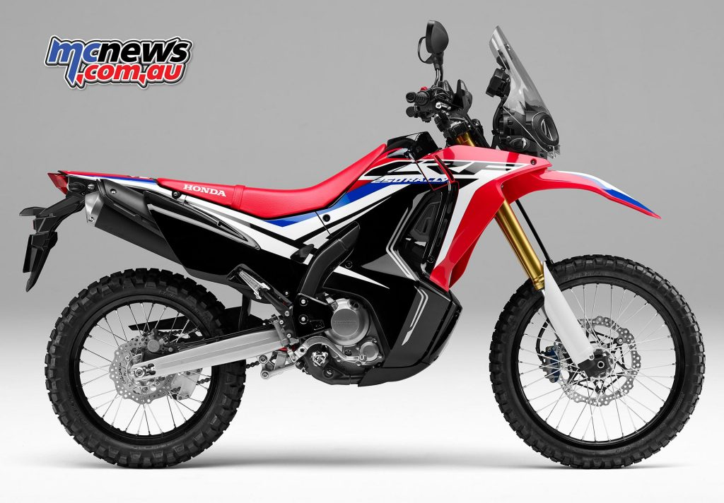 Honda CRF Rally