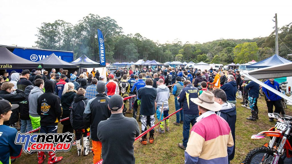 AORC Dungog Dungog crowd