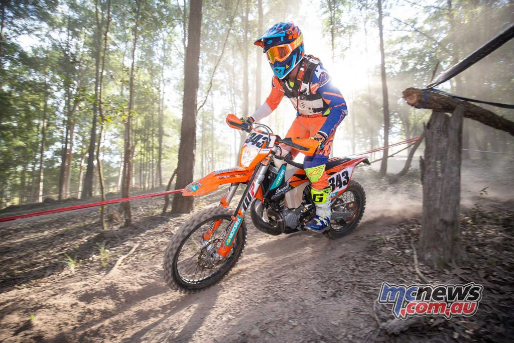 AORC Dungog Jesse Smith