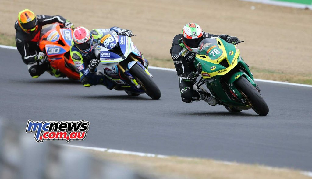 BSB Brands Hatch Bryan Staring leads ImageDYeomans