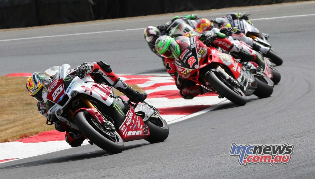 BSB Brands Hatch Josh Brookes continues to lead ImageDYeomans