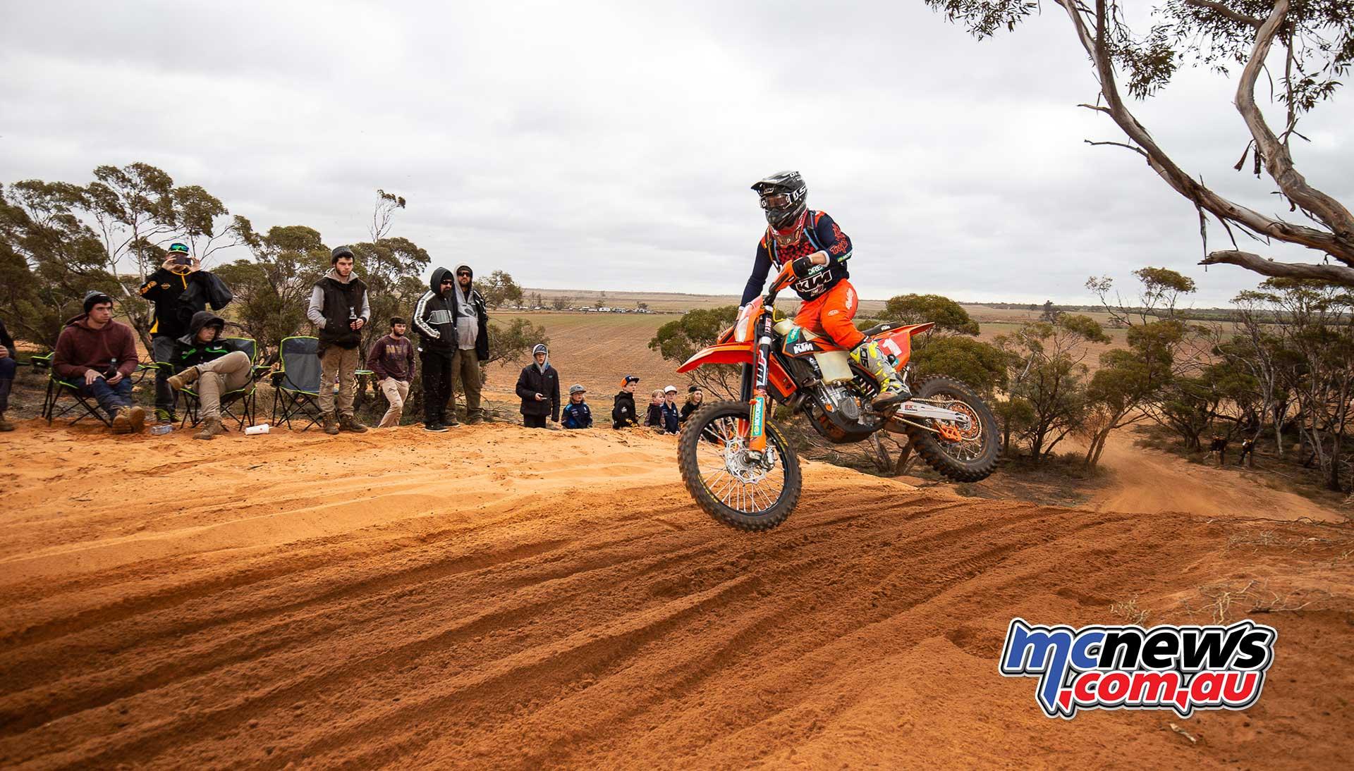 Hattah Desert Race Feature Daniel Sanders The Victor