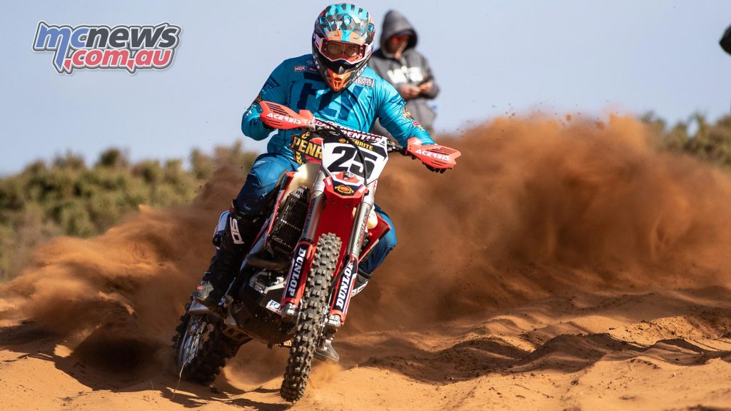 Hattah Desert Race Jacob Smith