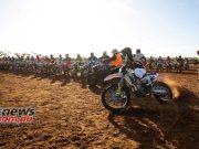Hattah Desert Race Start Daniel Sanders