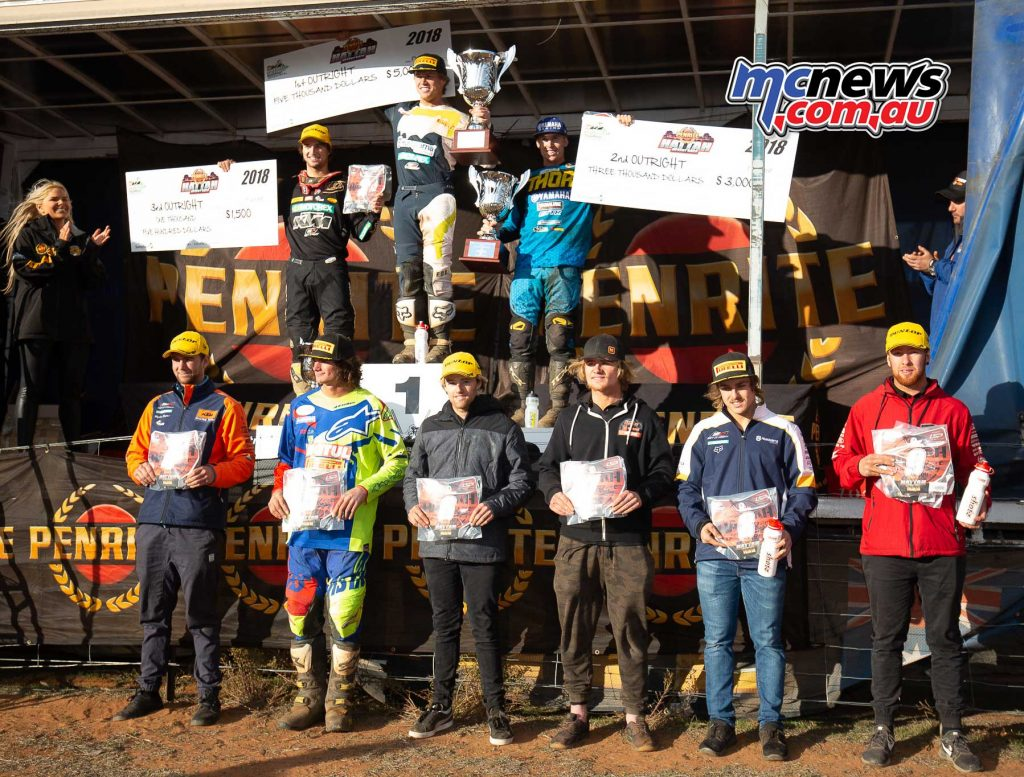 Hattah Desert Race Top Ten
