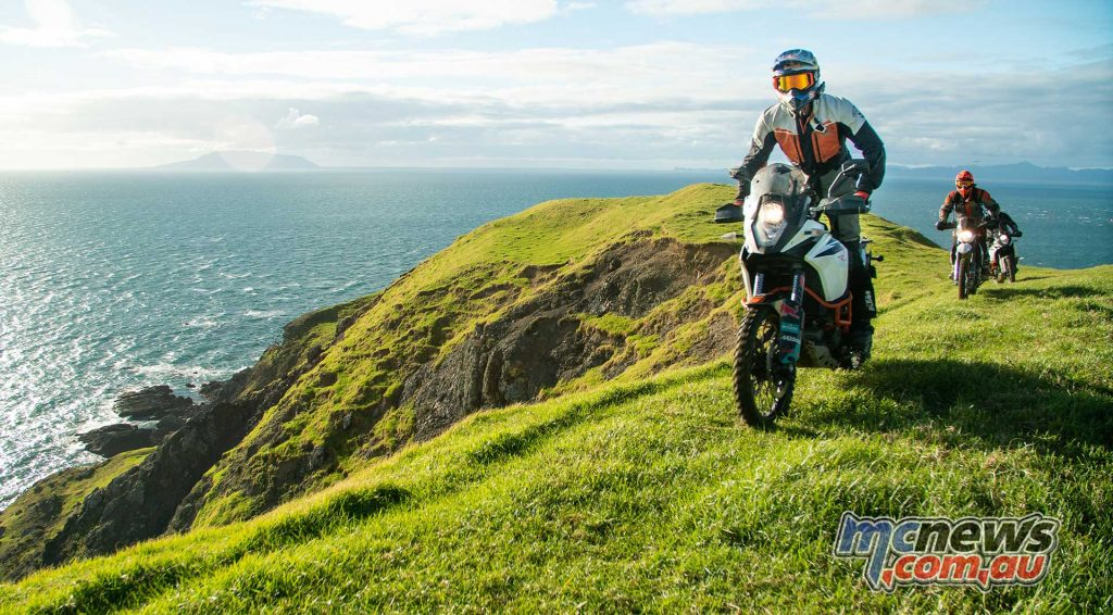 KTM New Zealand Adventure Rallye Northland