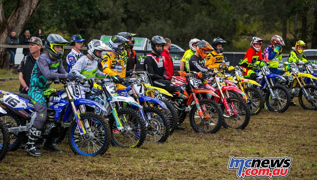 MX Nationals Rnd Conondale MX GettingReady ImageByScottya