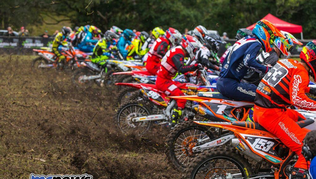 MX Nationals Rnd Conondale MX Race Start ImageByScottya