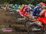 MX Nationals Rnd Conondale MX Race Start ImageByScottya