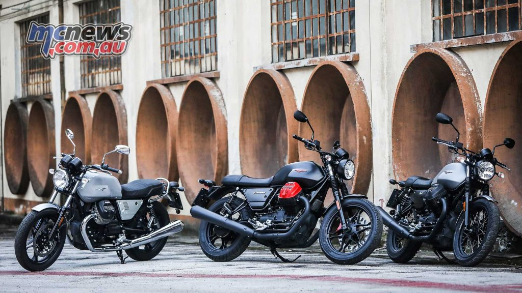 Moto Guzzi V III Limited Limited Milano Carbon Rough