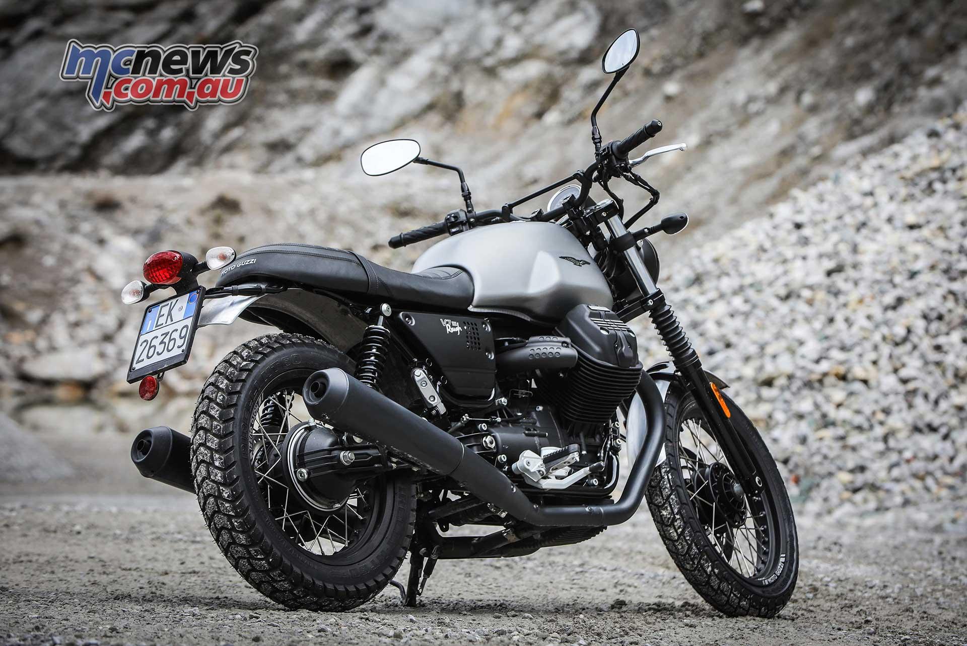Moto Guzzi V7 III Limited Range Now On Sale In Australia