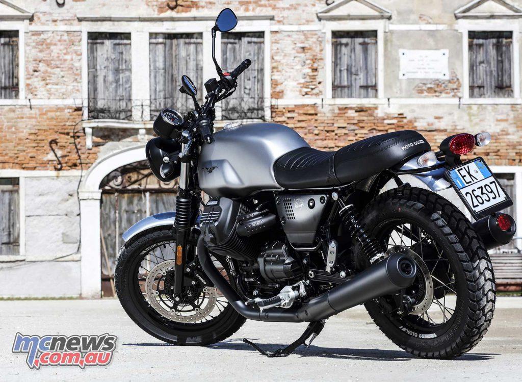 Moto Guzzi V III Limited Rough