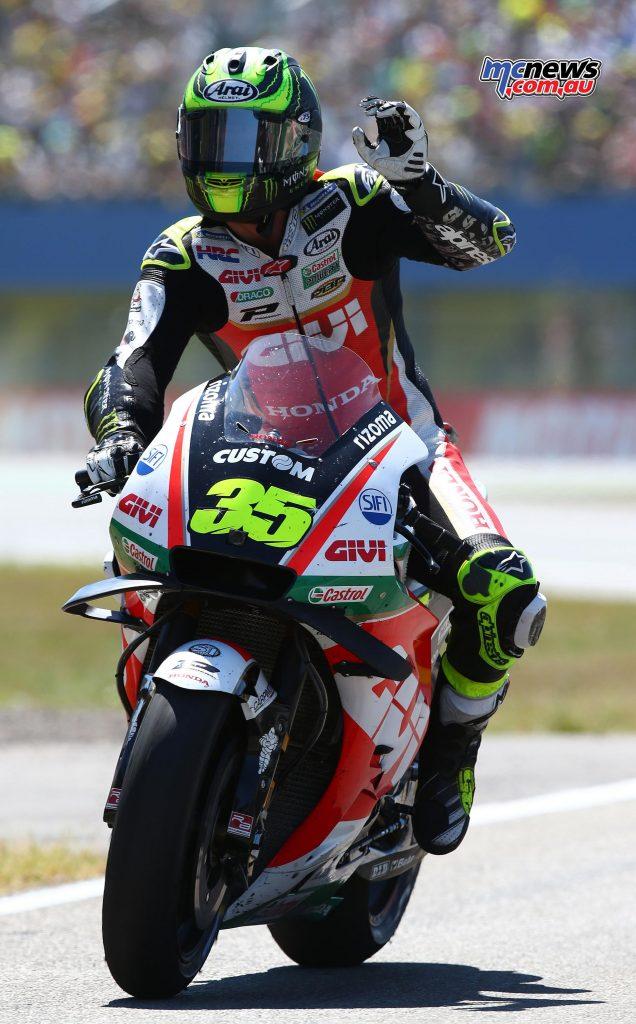 MotoGP Assen Crutchlow GP AN