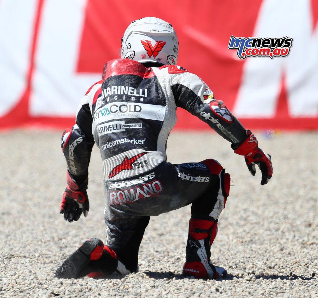 MotoGP Assen Moto Fenati GP AN