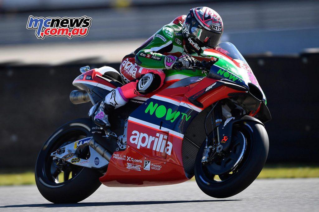 MotoGP Assen QP Aleix Espargaro