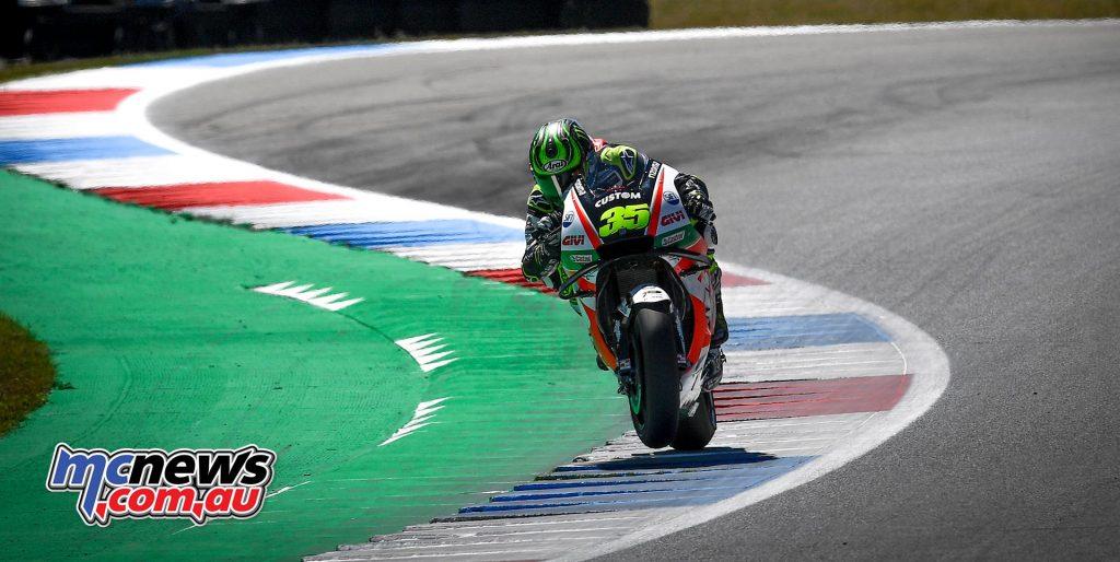 MotoGP Assen QP Crutchlow