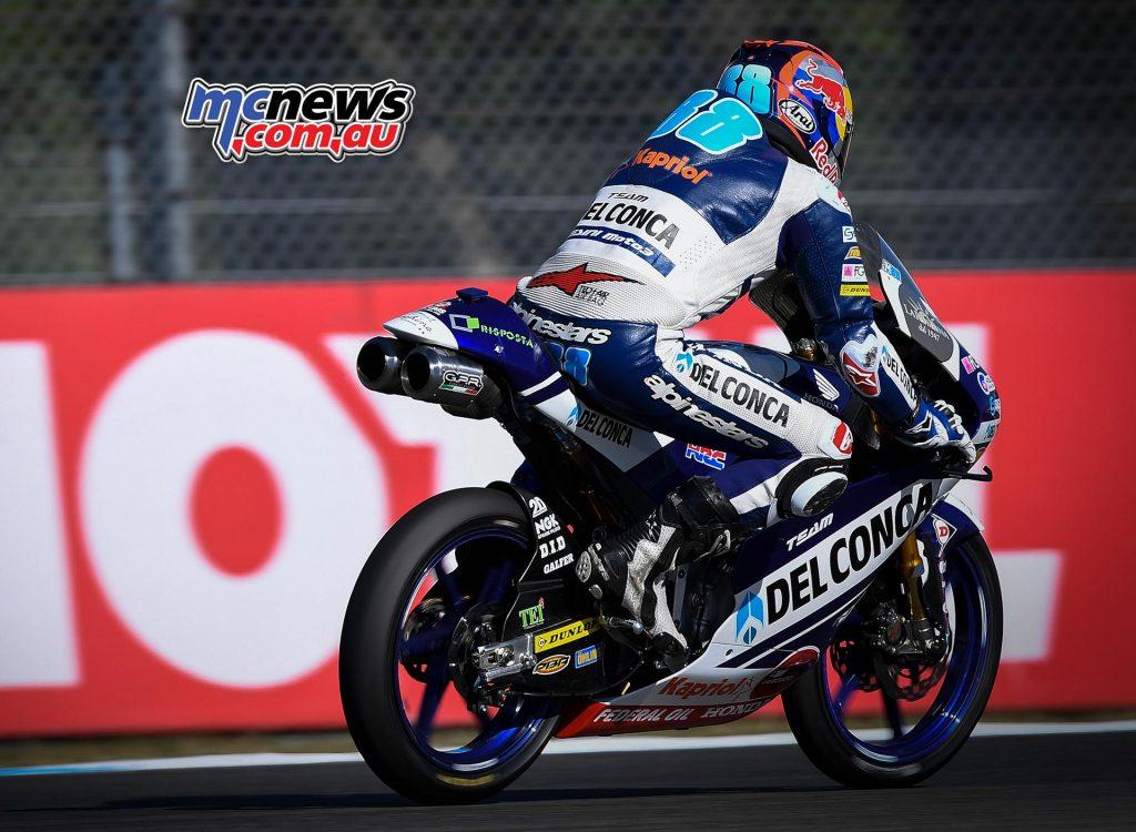 MotoGP Assen QP Jorge Martin