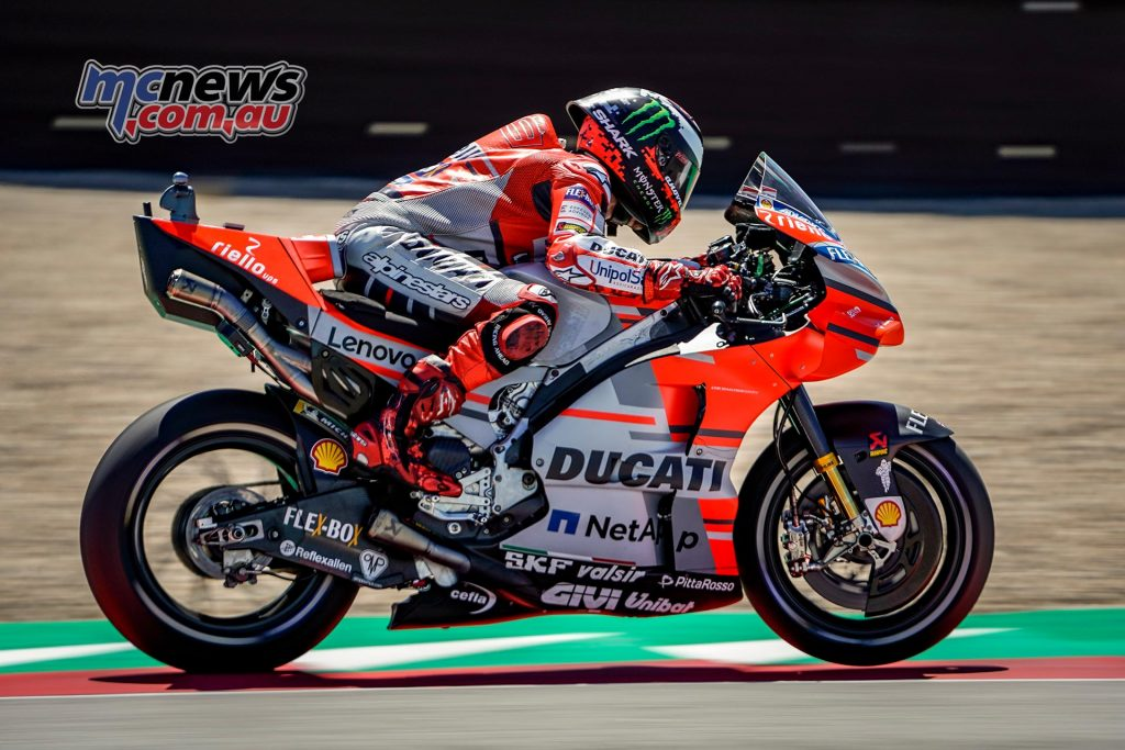 MotoGP Assen QP Lorenzo