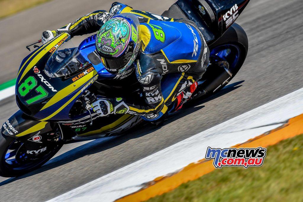 MotoGP Assen QP Remy Gardner