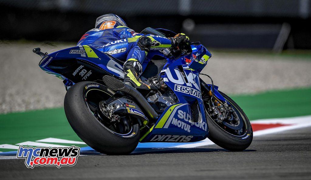 MotoGP Assen QP Rins