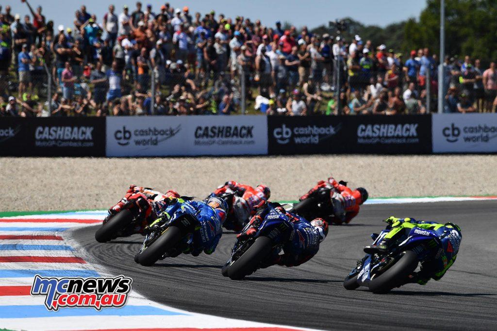 MotoGP Assen Race Lorenzo