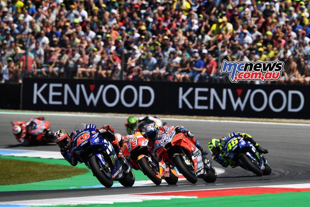 MotoGP Assen Race Vinales
