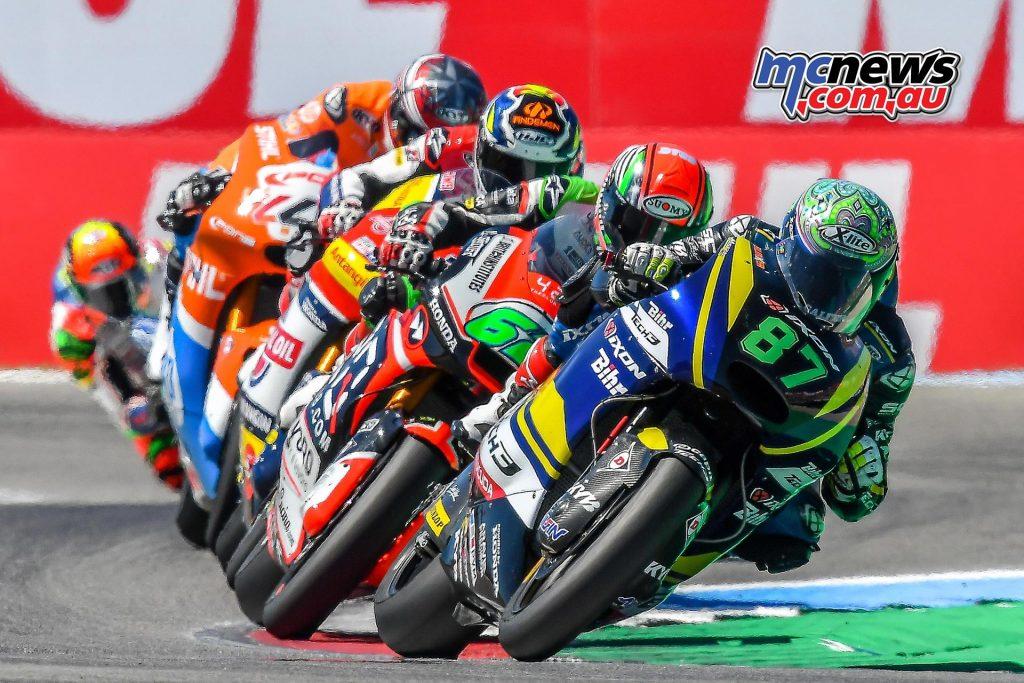 MotoGP Assen Race Moto Gardner