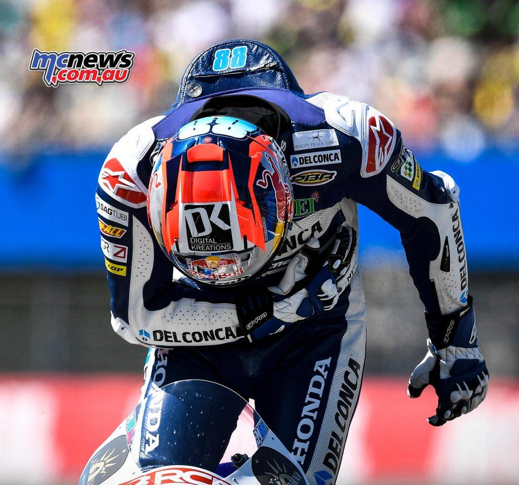 MotoGP Assen Race Moto Jorge Martin