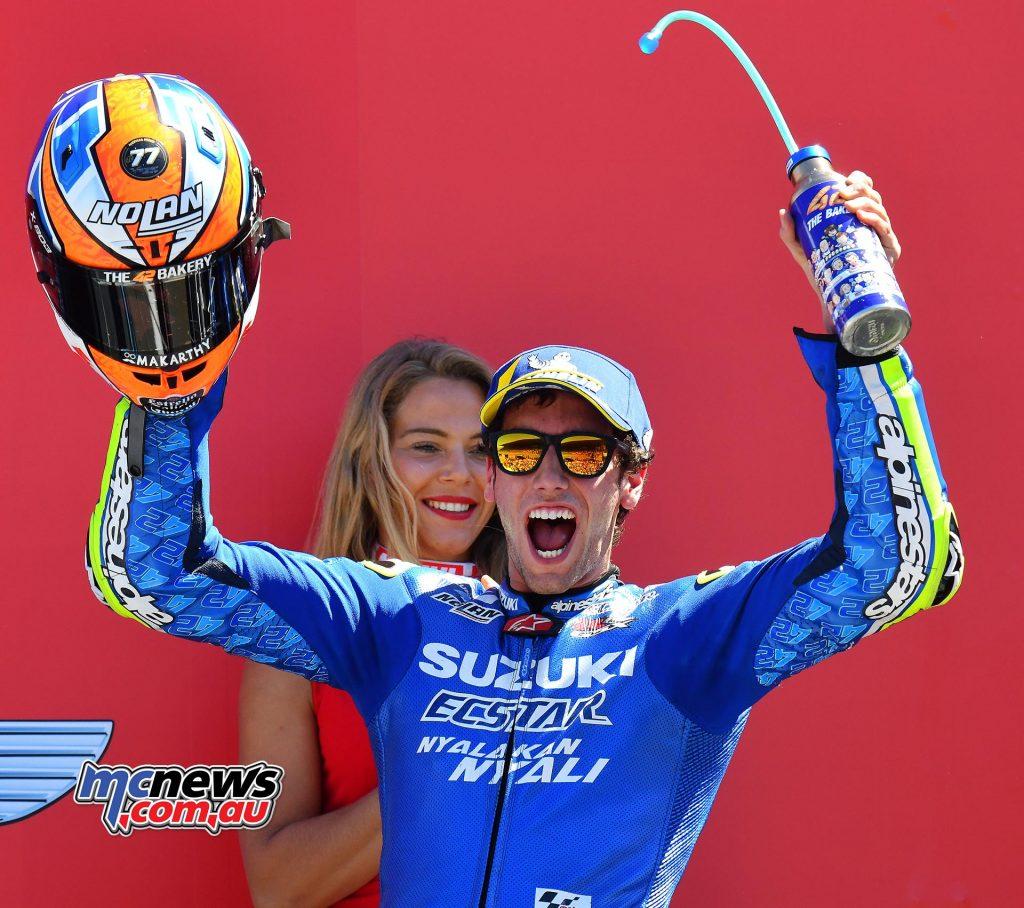 MotoGP Assen Race Rins