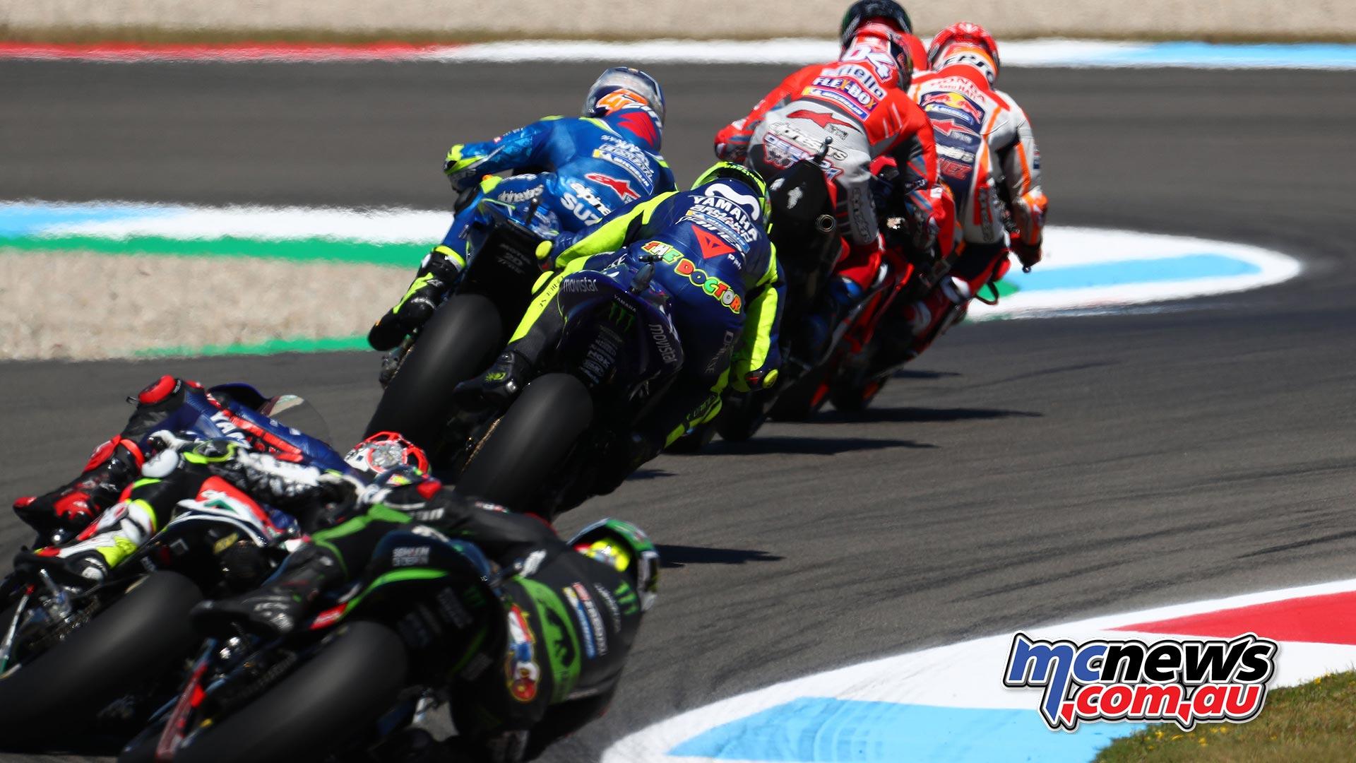 MotoGP Riders reflect on Assen Dutch TT Thriller   MCNews.com.au