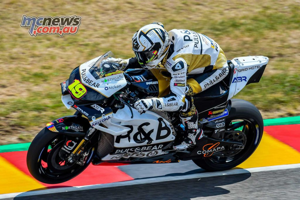 MotoGP Sachsenring Bautista