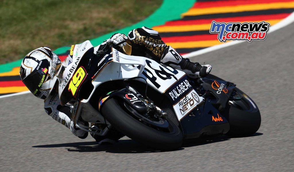 MotoGP Sachsenring Bautista GP AN