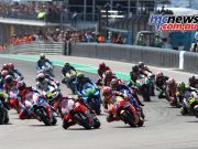 MotoGP Sachsenring GP start GP AN