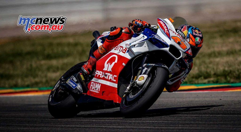 MotoGP Sachsenring Jack Miller