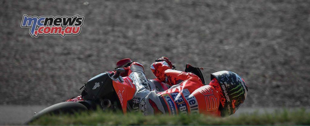 MotoGP Sachsenring Jorge Lorenzo