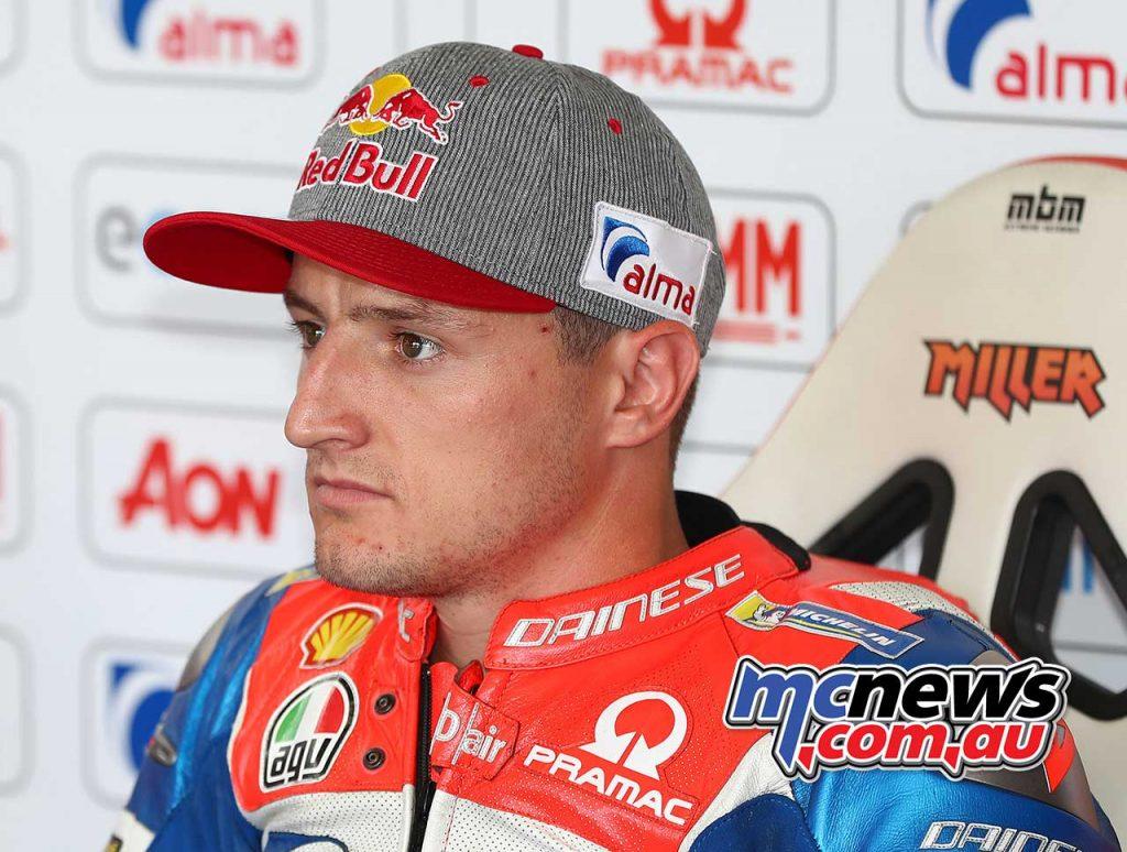 MotoGP Sachsenring Miller GP AN